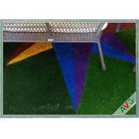 6800 Dtex Ornamental Synthetic Grasses Landscape Artificial Grass For Gardens