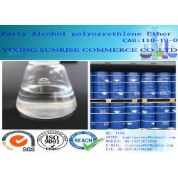China Organic Plasticizer Fatty Alcohol Polyoxyethylene Ether AEO-9 For Detergents / Emulsifier on sale