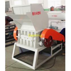 China Recycled Plastic Auxiliary Equipment , Plastic Crusher Machine For Recycling on sale