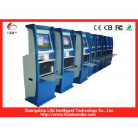 Self Service Payment Kiosk With A4 Journal Printer / Barcode Reader