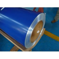 China color coated roofing sheet 3003 aluminum colored coil / strip with low prices in china on sale