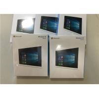 Genuine Microsoft Windows Software , Home System Windows 10 Retail Box