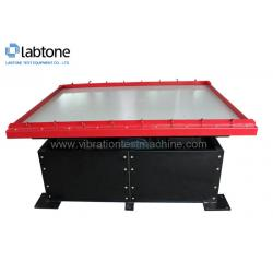 China Mechanical Shaker Vibration Test Table For repetitive Shock , Loose load , or Bounce tests on sale