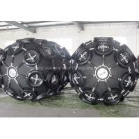 Marine equipment pneumatic rubber fender for ship and dock