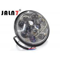 36W Spot Light Automotive Led Work Light  With 4D Lens For Off Road Vehicle ATV Car  Boat Truck