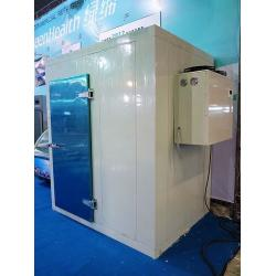 China Insulated Pur Foam Sandwich Panel Cold room For Warehouse or Pu Sandwich Panel on sale