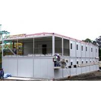 multi-layer prefab house container