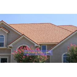 China Metal Tiles, Metal Tile Roof, Metal tile roofing on sale