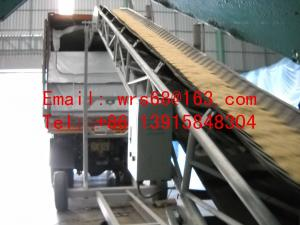 20ft PP woven 4 panel soybean Container liner bag packaging grain / rice