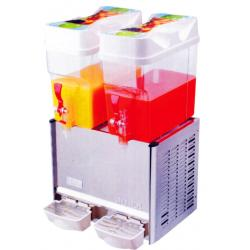 China Commercial Ice Slush Machine Stainless Steel Material Refrigeration Technology on sale