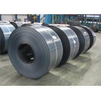 JIS G3141 SPCC Cold Rolled Steel Coil CRC , Steel Strip Coil Thickness 0.12-4mm