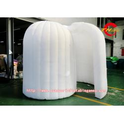 China Small Photo Inflatable Tent , Light Emitting Diode Lamp Lighting on sale