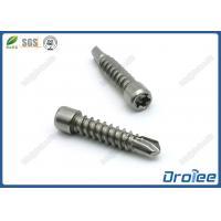 Stainless Steel 18-8 Cheese Head Torx Drive Self Drilling Tek Screws