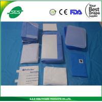 Cesarean Drape pack