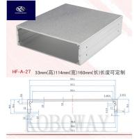 Compact Stamping Aluminum Parts / Prototype Metal Stampings ISO9001 Approval