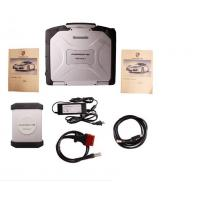 Piwis Tester II V17.60 with Panasonic  CF30 Laptop for Porsche Car diagnostic and programming