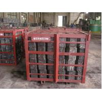 Wear Steel Mill Liners Castings Cement Mill Liner DF039 Hardness More than HRC48