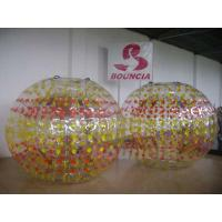 0.8mm PVC Inflatable Zorb Ball For Children Or Adult