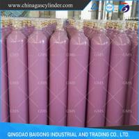 ISO9809-3 Standard China 2L-80L150bar Seamless Steel Helium Cylinder