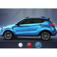 Optional Color Mini Electric SUV 100km/H With Child Safety Lock 4610*1680*1670mm