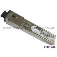Class B+ GPON OLT SFP Module Single Mode Optical Transceiver Single Fiber SC 20KM