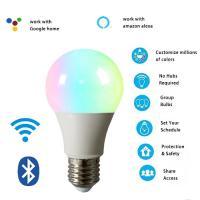 7w smart mesh bluetooth led  bulb