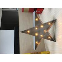 High Brightness Romantic LED Letter Lights For Home / Xmas Decoration
