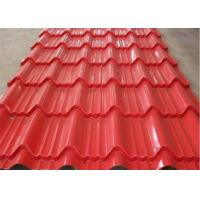 Cold Rolled Painted Aluminum Coil Sheet Zinc Coating , High Strength Steel Plate