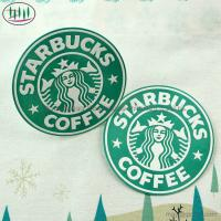 Customized Absorbent Paper Coaster Coffee Shop Good Water Bbsorption Effect