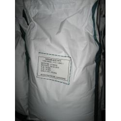 China Technical Grade Industrial Use Sodium Acetate White Crystal Powder on sale