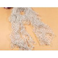Ladies 2013 new Fashion 100% pure silk Scarf/white long scarves for women shawl