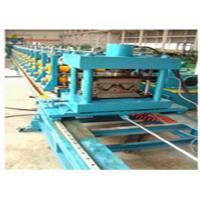 Metal Steel High Speed Guardrail Roll Forming Machine 3-10m/Min