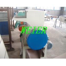 China Plastic Crusher Machine Plastic Auxiliary Equipment For Recycling , 3 Groups 380V 50HZ on sale