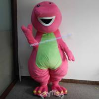 barney costume for adults