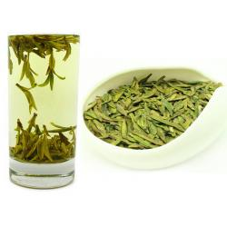 China Organic Longjing Green Tea , West Lake Dragon Well Tea With EU standard on sale