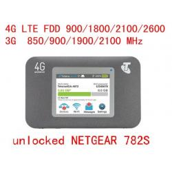 China Unlocked AirCard 782S Mobile Hotspot 4G LTE FDD 150Mbps Advanced 4g wifi router on sale