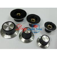 Fine Tuning Guitar Potentiometer Knobs , Guitar Speed Knobs Numeric Scale Knurled Control
