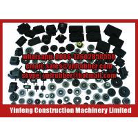 Excavator Diesel Engine Engine Rubber Mounts For Hitachi Kobelco Komatsu Caterpillar