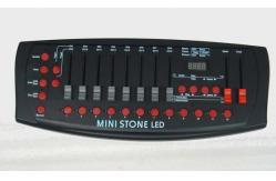 China Manual Operation Mini Stone 192 DMX Lighting Controller For KTV, Pub, Bar supplier