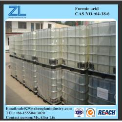 China Formic Acid 85% tanning and dyestuff Chemical on sale