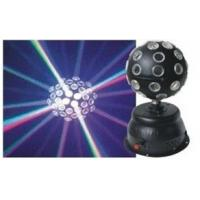 LED crystal magic ball light / Disco DJ effect lighting in Red / green / blue