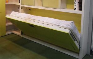 single murphy wall bed horizontal wall bed folding