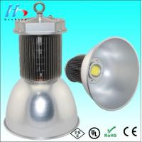 6000K - 7000K 200W Cooper Pillar LED Industrial High Bay Lights With CE ROHS