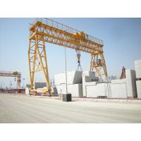 Customised Steel Rail Mounted Gantry Crane for Container Handling