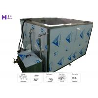 1200W Ultrasonic Industrial Cleaning Equipment 24Pcs Transducer Direct Vibration Mode