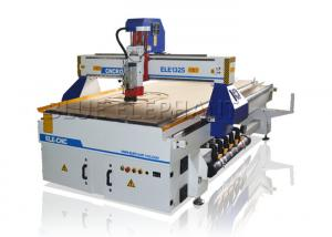 3kw air cooling spindle(top brand in China) , wood relief carving , 1325 CNC Router , architecture models cnc router