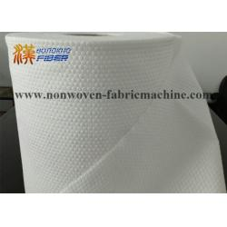 China Spunlace Nonwoven Industrial Cleaning Wipes Washable Easy Clean / Dry on sale