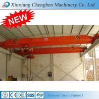 Durable single girder Overhead Hoist Crane