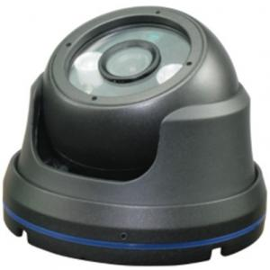 Waterproof Metal IR 720P HD CVI Camera , Dome CMOS CCTV Camera