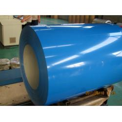 China CGCC DX51D Color Coated Roofing Steel Coil / Stainless Steel DIN GB on sale